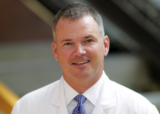 Dr. Steven J. Hughes, UF Health Chief of Surgery