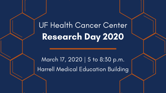 UF Health Cancer Center Research Day 2020