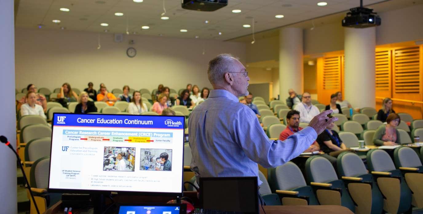 Conference Program » Cancer Center » UF Health Cancer Center