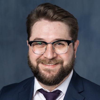 Byron McCoy, HR Manager Cancer Center